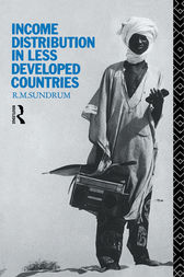 Income Distribution in Less Developed Countries by R. M. Sundrum
