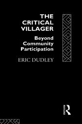 The Critical Villager by Eric Dudley