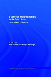 Business Relationships with East Asia by Jim Slater