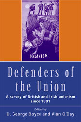 Defenders of the Union by D.George Boyce
