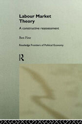 Labour Market Theory by Ben Fine