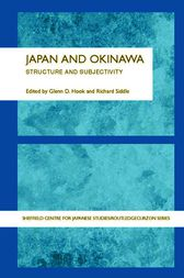 Japan and Okinawa by Glen D. Hook
