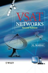 VSAT Networks by Gerard Maral