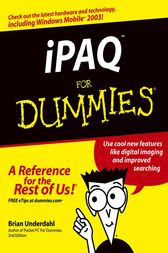 iPAQ For Dummies by Brian Underdahl