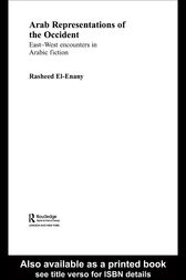 Arab Representations of the Occident by Rasheed El-Enany