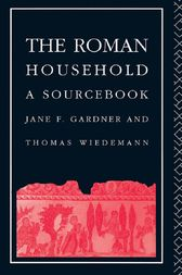 The Roman Household by Jane F. Gardner