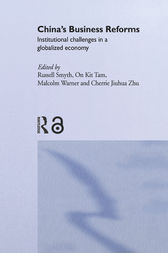 China's Business Reforms by Russell Smyth