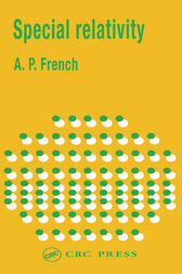 Special Relativity by A.P. French