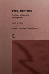 Social Economy by Clark Everling