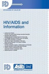 HIV/AIDS and Information by Maria de Bruyn