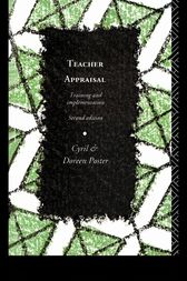 Teacher Appraisal by Cyril Poster
