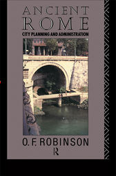 Ancient Rome by O. F. Robinson