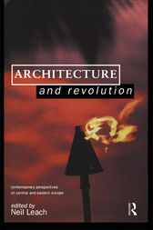 Architecture and Revolution by Neil Leach