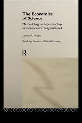 The Economics of Science by James R Wible