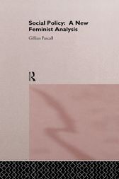 Social Policy by Gillian Pascall
