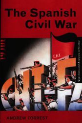The Spanish Civil War by Andrew Forrest