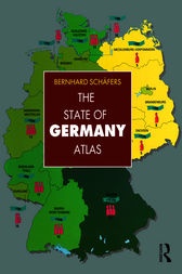 The State of Germany Atlas by Bernhard Schafers