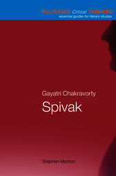 Gayatri Chakravorty Spivak by Stephen Morton