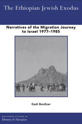 The Ethiopian Jewish Exodus by Gadi BenEzer
