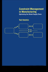 Constraint Management in Manufacturing by Ted Hutchin