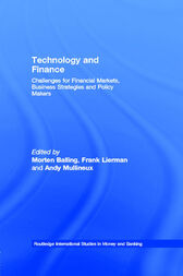 Technology and Finance by Morten Balling