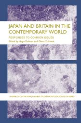 Japan and Britain in the Contemporary World by Hugo Dobson