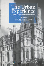 The Urban Experience by F.E. Brown
