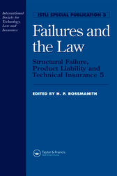 Failures and the Law by H.P. Rossmanith