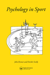 Psychology In Sport by John M.D Kreme