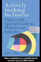 Actively Seeking Inclusion by Julie Allan