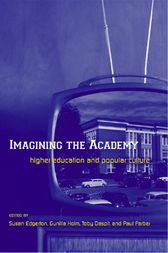 Imagining the Academy by Susan Edgerton