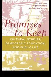 Promises to Keep by Greg Dimitriadis