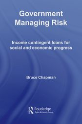 Government Managing Risk by Bruce Chapman