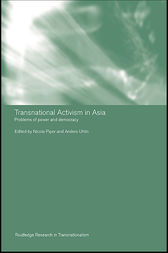 Transnational Activism in Asia by Nicola Piper