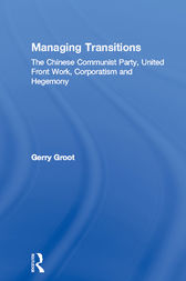Managing Transitions by Gerry Groot
