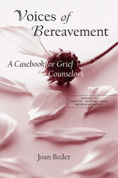 Voices of Bereavement by Joan Beder