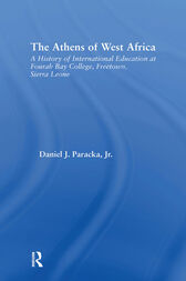 The Athens of West Africa by Jr. Paracka