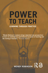 Power to Teach by Wendy Robinson