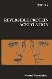 Reversible Protein Acetylation by Gregory R. Bock