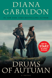 Drums of Autumn by Diana Gabaldon