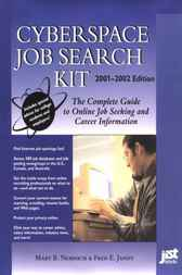 Cyberspace Job Search Kit, 2001-2002 Edition by Mary B.Nemnich