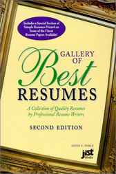 Gallery of Best Cover Letters, Second Edition by David F. Noble Ph.D