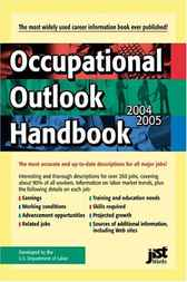 Occupational Outlook Handbook, 2004-2005 Edition by U.S. Department of Labor