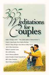 365 Meditations for Couples by Sally D. Sharpe