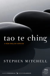 Tao Te Ching by Stephen Mitchell