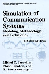 Simulation of Communication Systems by Michel C. Jeruchim