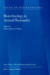 Biotechnology in Animal Husbandry by R. Renaville