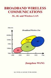 Broadband Wireless Communications by Jiangzhou Wang