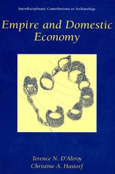 Empire and Domestic Economy by Terence N. D'Altroy