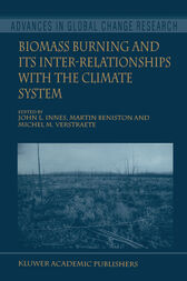 Biomass Burning and Its Inter-Relationships with the Climate System by John L. Innes